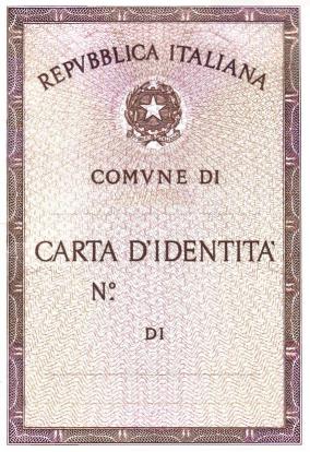 Il rilascio della carta d'identità in taluni casi speciali