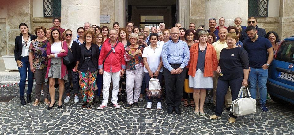 Si è concluso il primo Corso di Abilitazione per Ufficiali dello Stato Civile organizzato da Sepel in Frosinone