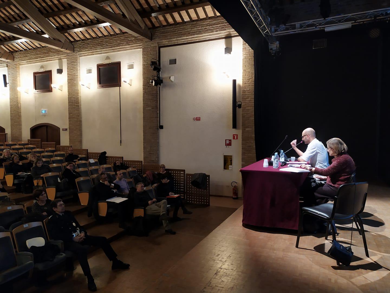 Corso per Presidenti e segretari di seggio - Elezioni Regionali Emilia Romagna