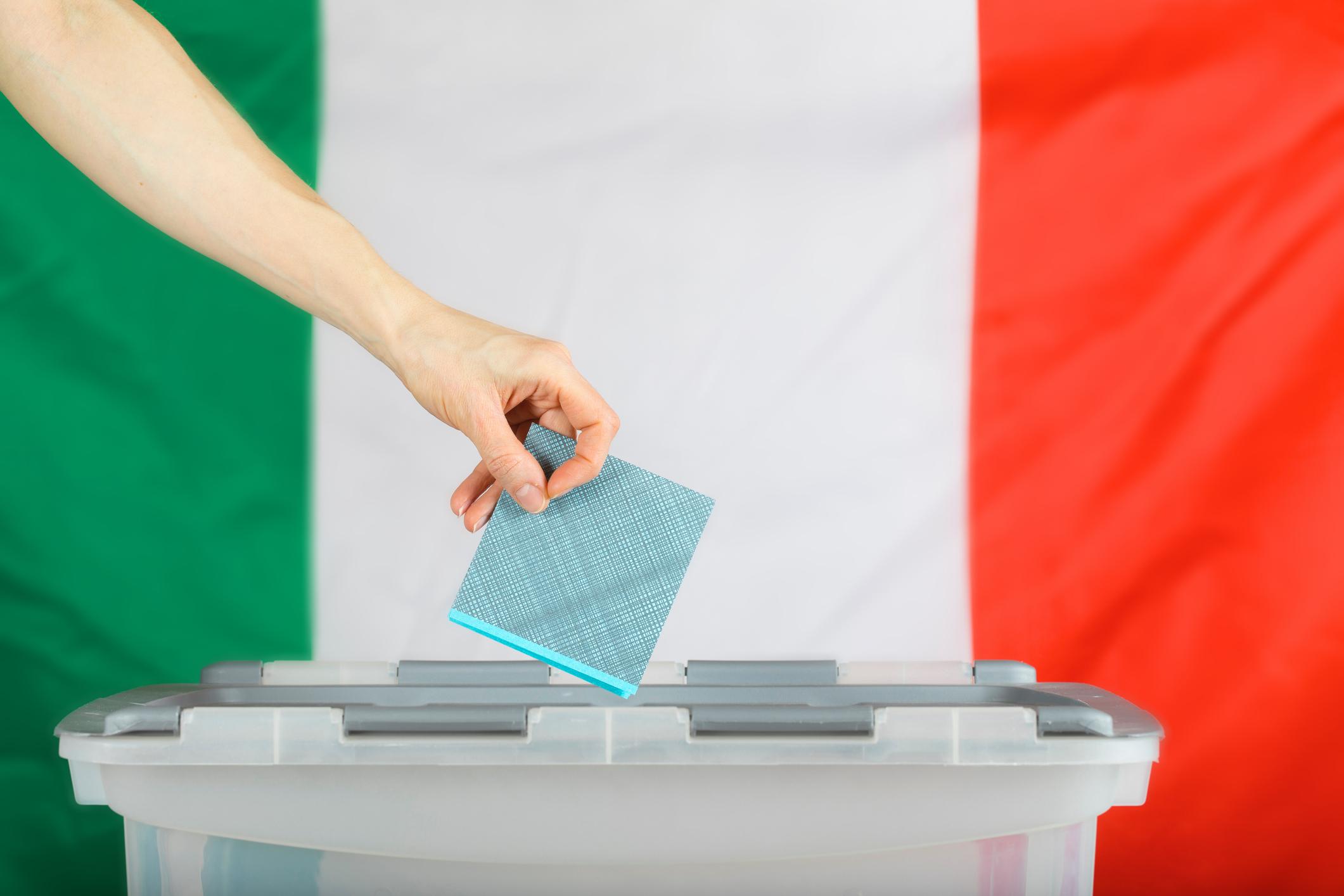 Regione Veneto:  elezione del Presidente e del Consiglio regionale